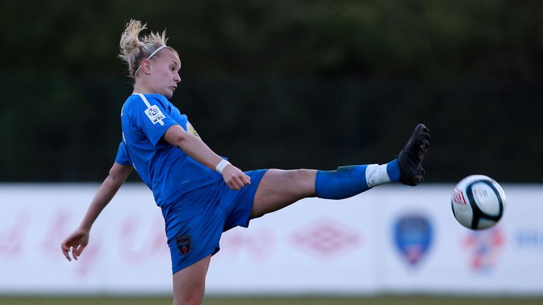 Alex Windell: Has joined Birmingham City Ladies