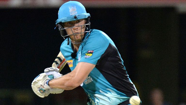 Andrew Flintoff played some franchise T20 cricket towards the very end of his career