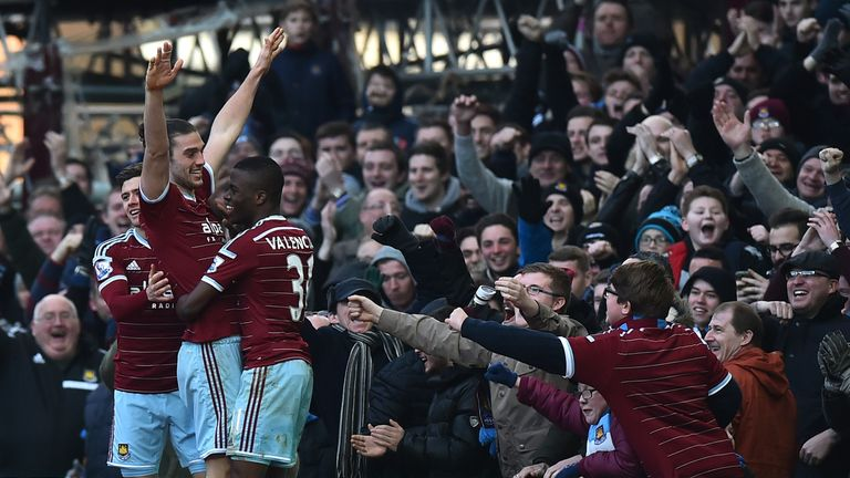 West Ham: Saw off Hull to to complete a 14-fold accumulator