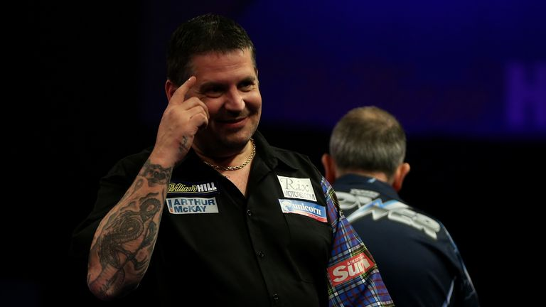 Gary Anderson showed great character and consistency to win his first world title