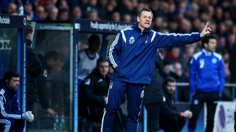 Pearce's men have now gone seven without a win