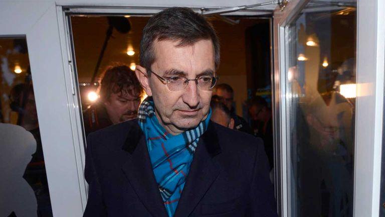 Geert Leinders: Former Rabobank team doctor banned for life