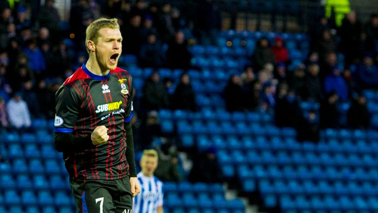 Billy McKay: Poised for move to Championship