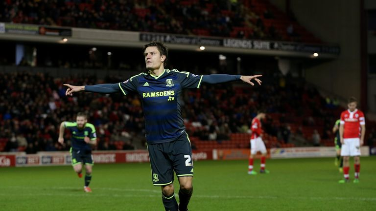 Jelle Vossen: Opened the scoring for Middlesbrough