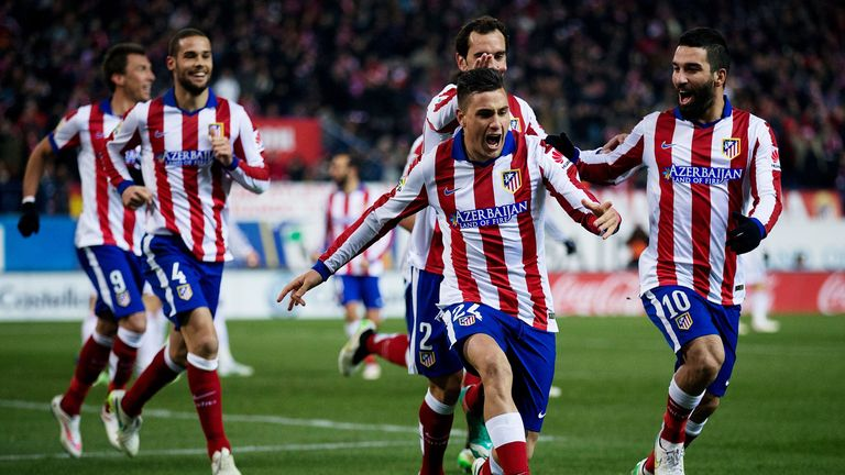 Atletico Madrid's team spirit has been an important part of their recent success