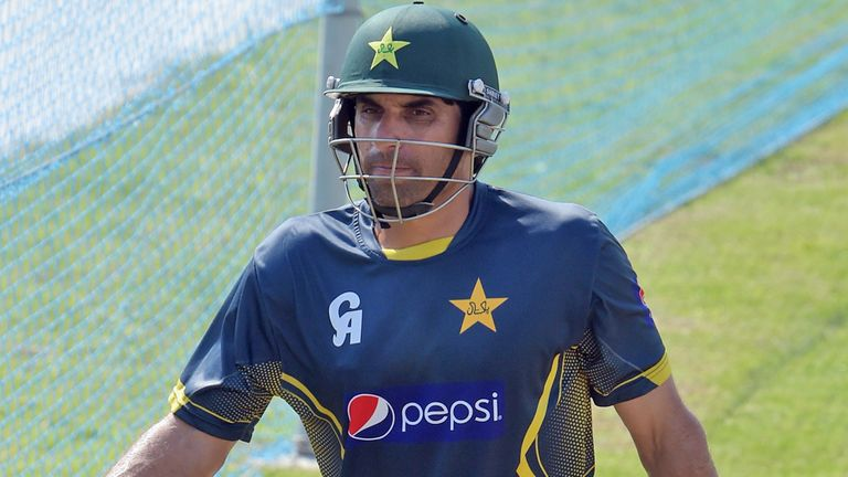 Misbah-ul-Haq: To retire from one-day internationals after the World Cup