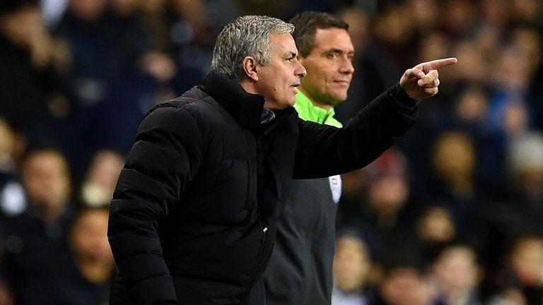 Jose Mourinho suffered his first ever defeat to Mauricio Pochettino at White Hart Lane