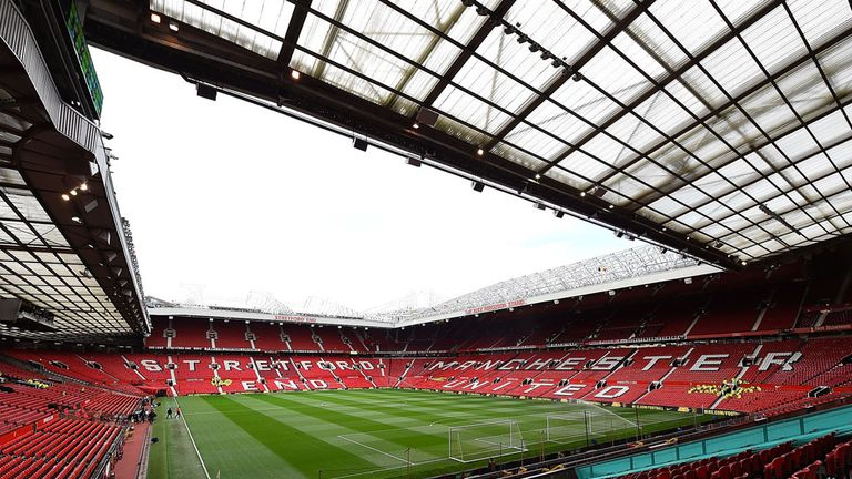 Old Trafford: Home of Manchester United