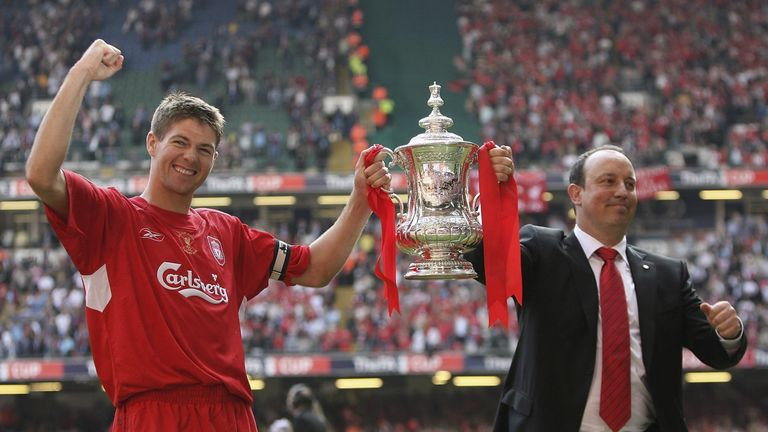 FA Cup success could be a grand finale for Gerrard
