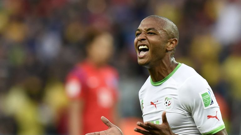 Yacine Brahimi: In brilliant form for Algeria but can they win outside of North Africa?