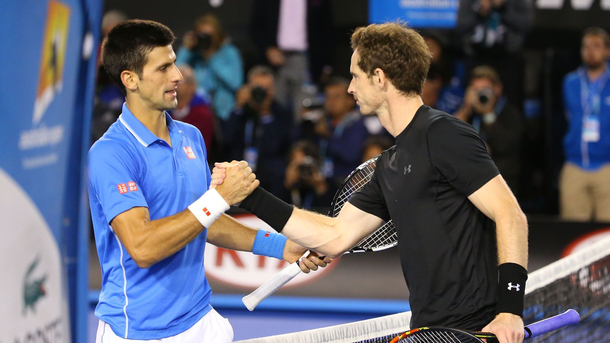 Andy Murray And Novak Djokovic Set To Go Toe To Toe In Indian Wells Tennis News Sky Sports