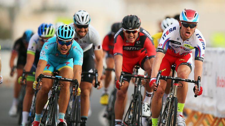 Alexander Kristoff won stage two