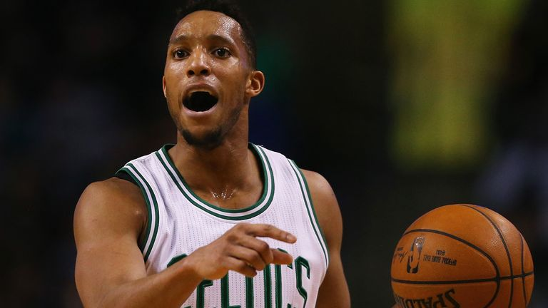 Evan Turner is signing for the Portland Trail Blazers