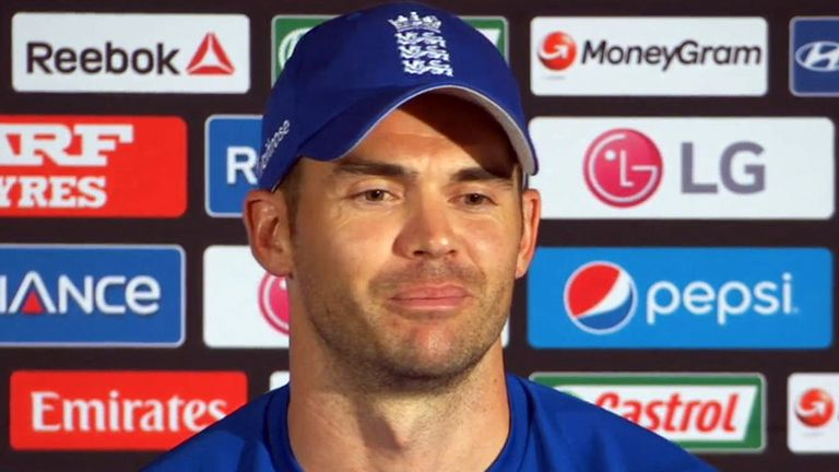 James Anderson: England confident