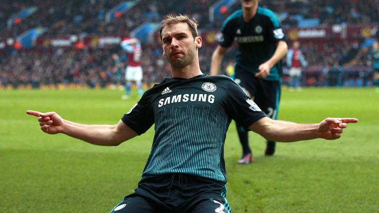 Chelsea took advantage of Man City's slip at the weekend with a win at Villa