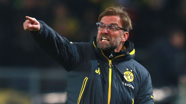 Jurgen Klopp: Incredible journey with Borussia Dortmund has come to an end