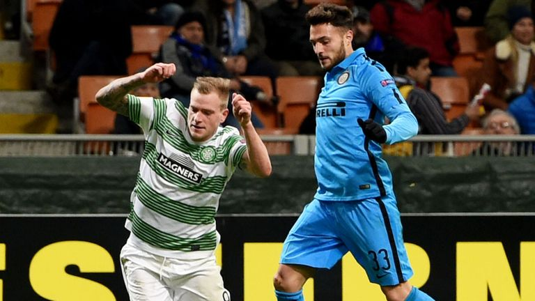 John Guidetti: Had several penalty appeals turned down