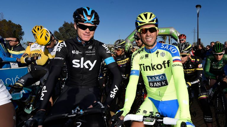 Chris Froome and Alberto Contador are among the favourites for victory