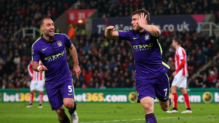 Manchester City have to win to keep in touch with Chelsea