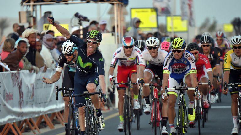 Jose Joaquin Rojas won stage one