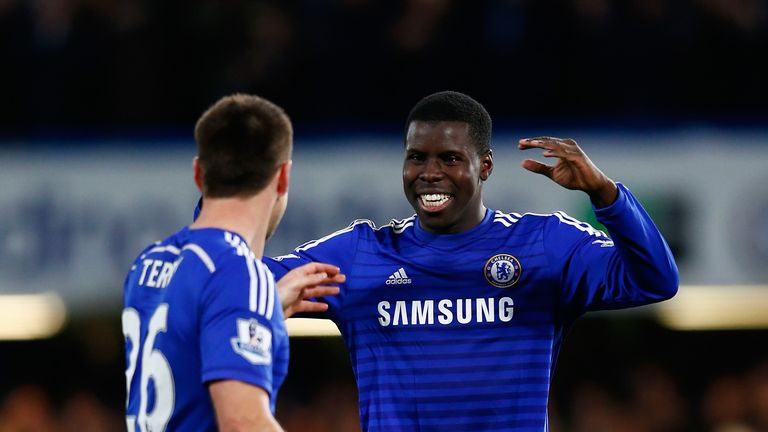 Kurt Zouma: Chelsea starlet is valued at £16.2m by the study