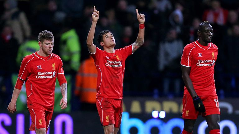 Liverpool face Everton in the Merseyside derby following their FA Cup win at Bolton