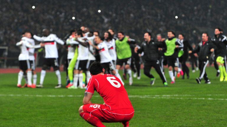 Dejan Lovren missed the decisive penalty for Liverpool