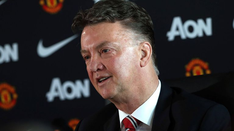 Louis van Gaal still doesn't know his best team - Spurs can trouble them