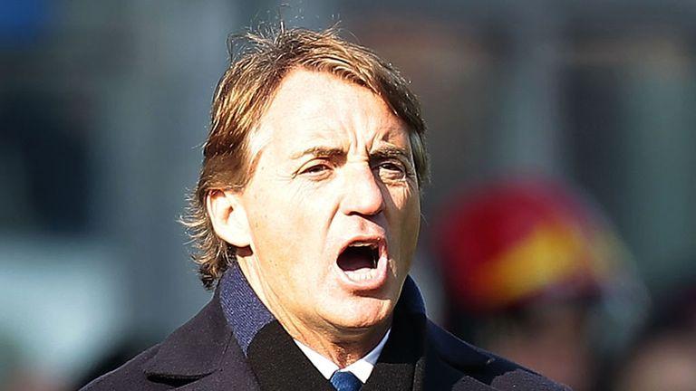 Roberto Mancini: Inter side must improve this term