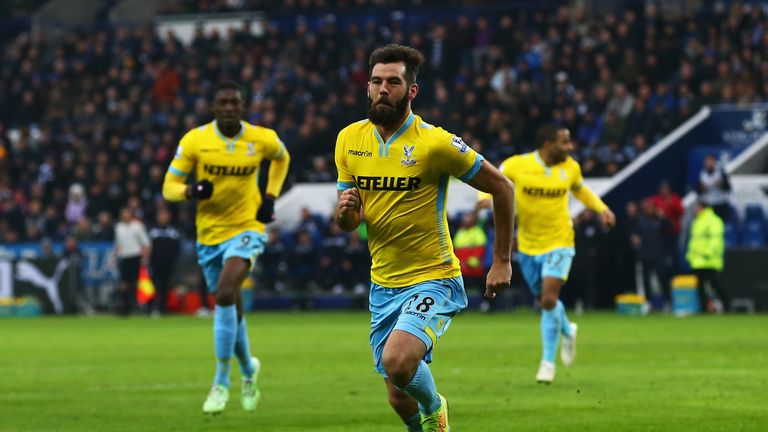 Crystal Palace saw off lowly Leicester 1-0 on Saturday thanks to Joe Ledley's goal