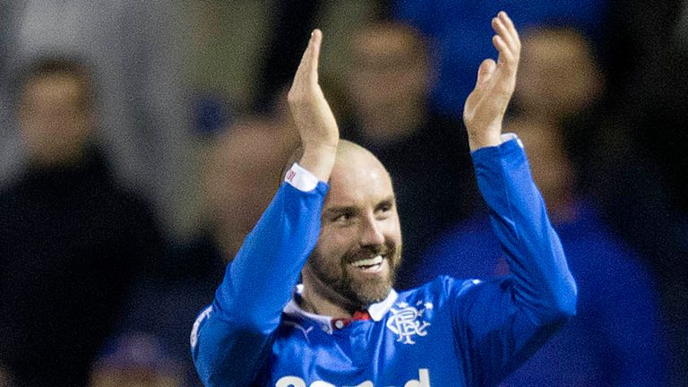 Boyd had two spells with Rangers