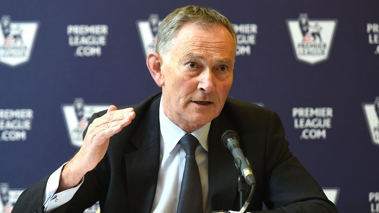 Chief executive of Premier League Richard Scudamore says clubs want the UK to stay in the EU