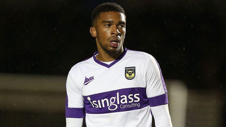 Tareiq Holmes-Dennis: Back at Charlton