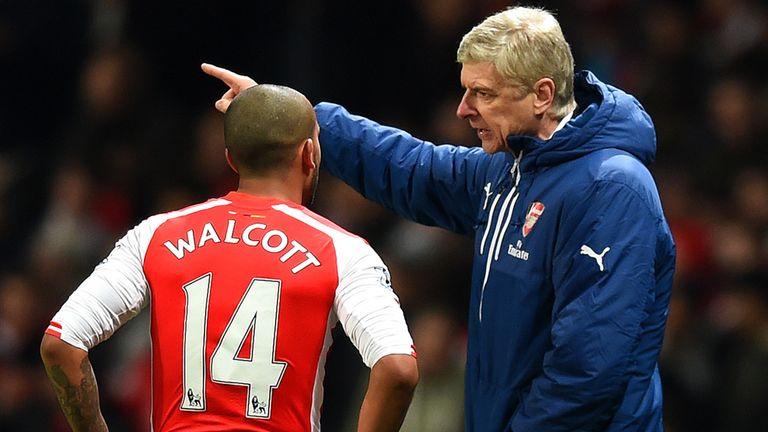 Theo Walcott: Staying at Arsenal, says Wenger