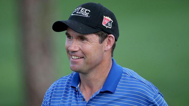 Harrington: Ended a seven-year drought on the PGA Tour
