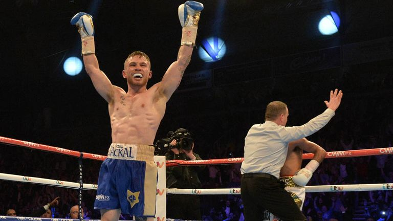 Carl Frampton: Turned down £1.5m to fight Scott Quigg