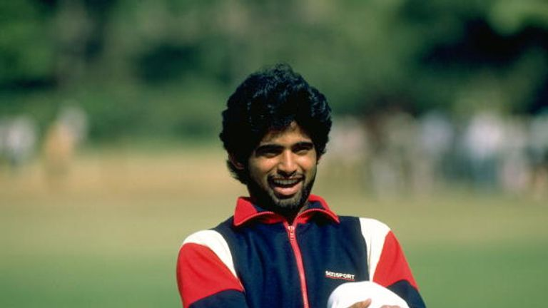 Chetan Sharma took the inaugural World Cup hat-trick