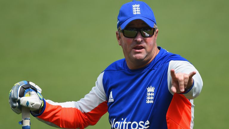 Paul Farbrace will get a chance to prove his credentials against New Zealand