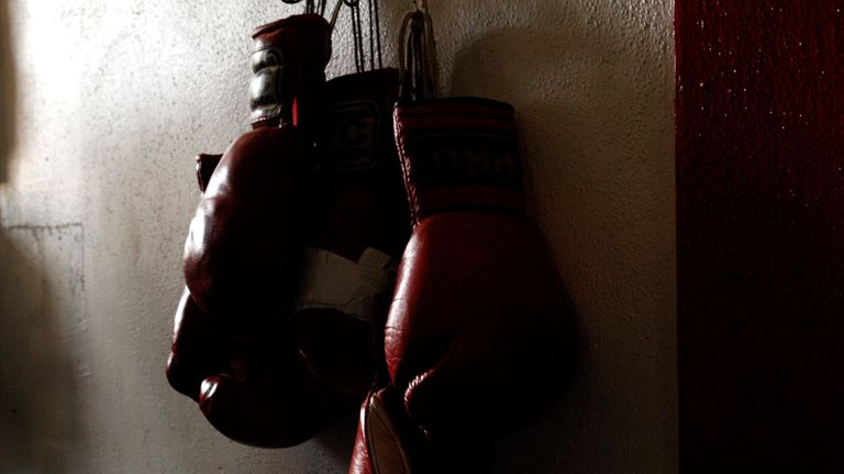 Matchroom has injected funds to save boxing club