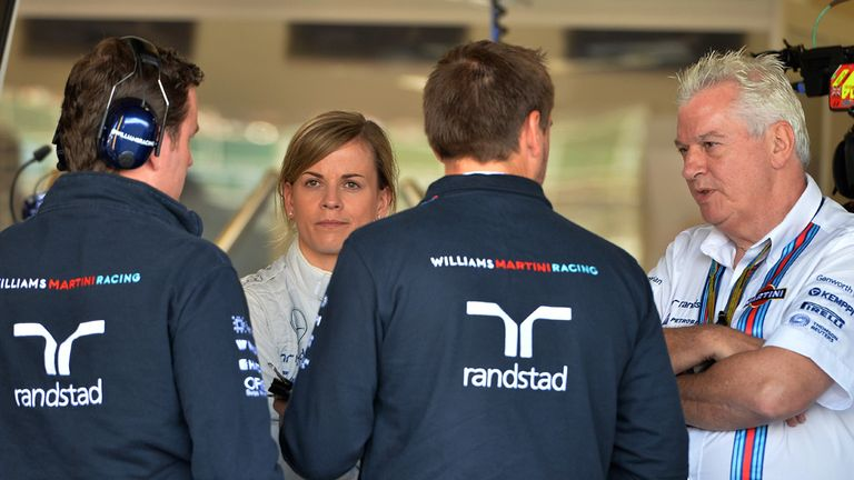 Susie Wolff is unlikely to deputise if Valtteri Bottas cannot drive in Malaysia