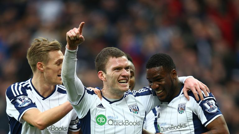 Paul Merson has backed West Brom to beat QPR