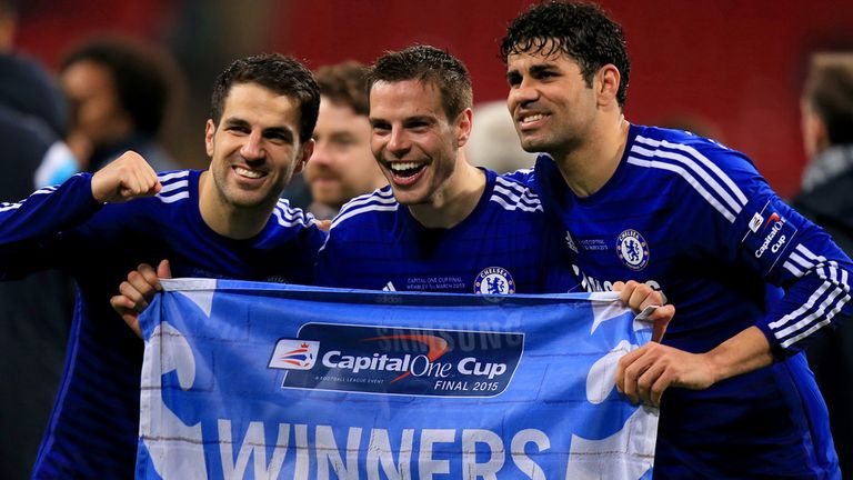 Could the Capital One Cup celebrations take their toll on Chelsea?