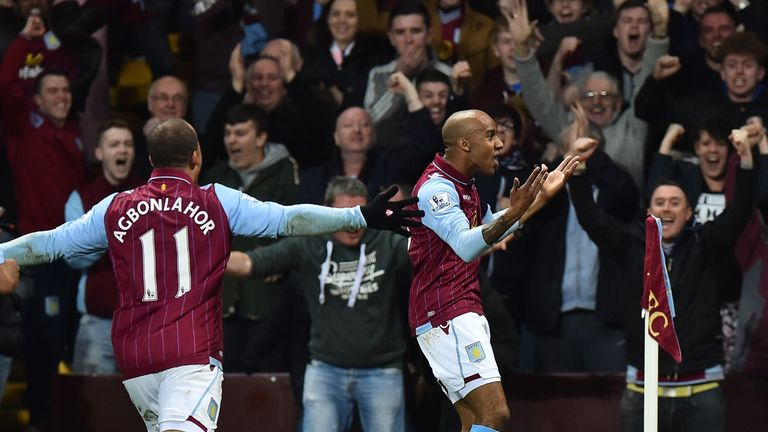 Delph scored Villa's first to help send them into the last four