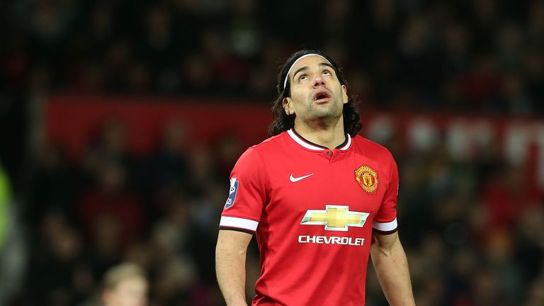 The Colombia international also struggled last season at Manchester United