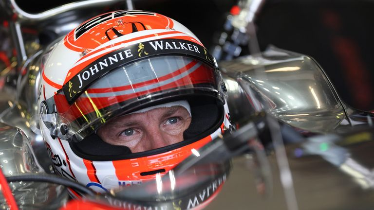 Jenson Button: Taking positives from Malaysia GP