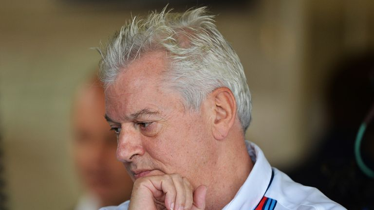 Pat Symonds: Says Williams are behind Ferrari