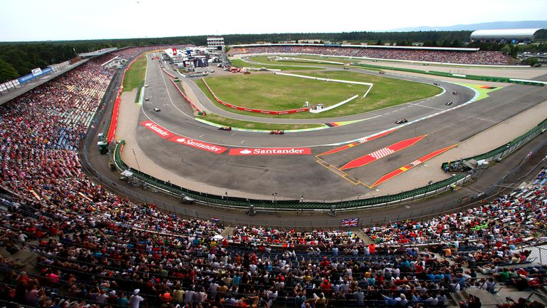 Hockenheim returns in 2016 - but will it be a one-off?