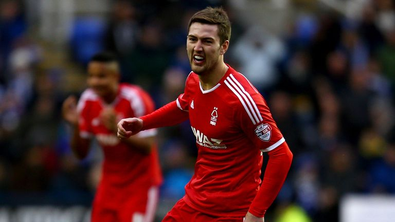 Gary Gardner: Impressed for Nottingham Forest last season