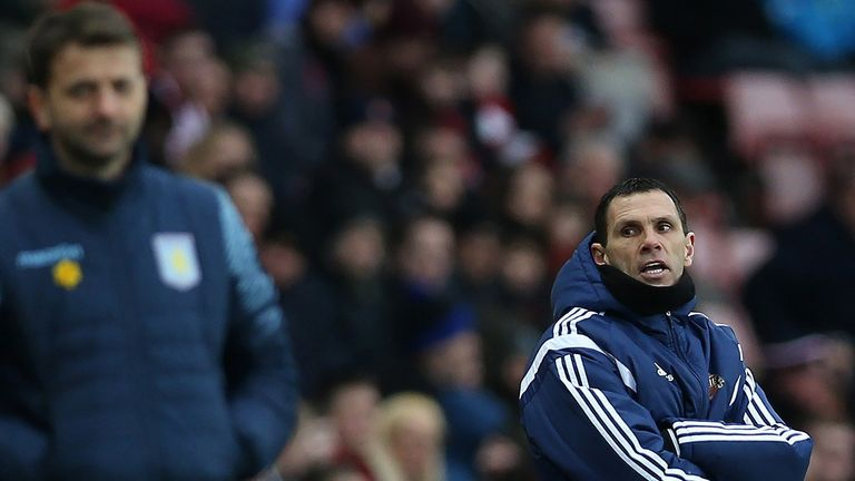 Former Sunderland boss Gus Poyet has taken charge at Bordeaux