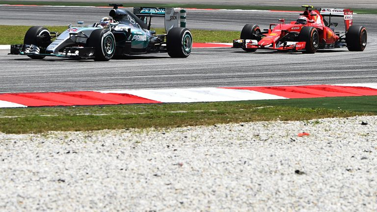 Lewis Hamilton (GBR) Mercedes